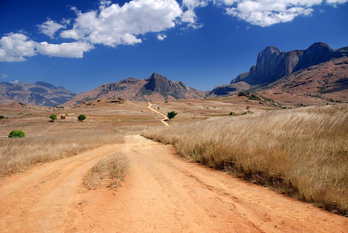 Ausflug in das das Andringitra-Gebirge auf der Orchideentour in Madagaskar