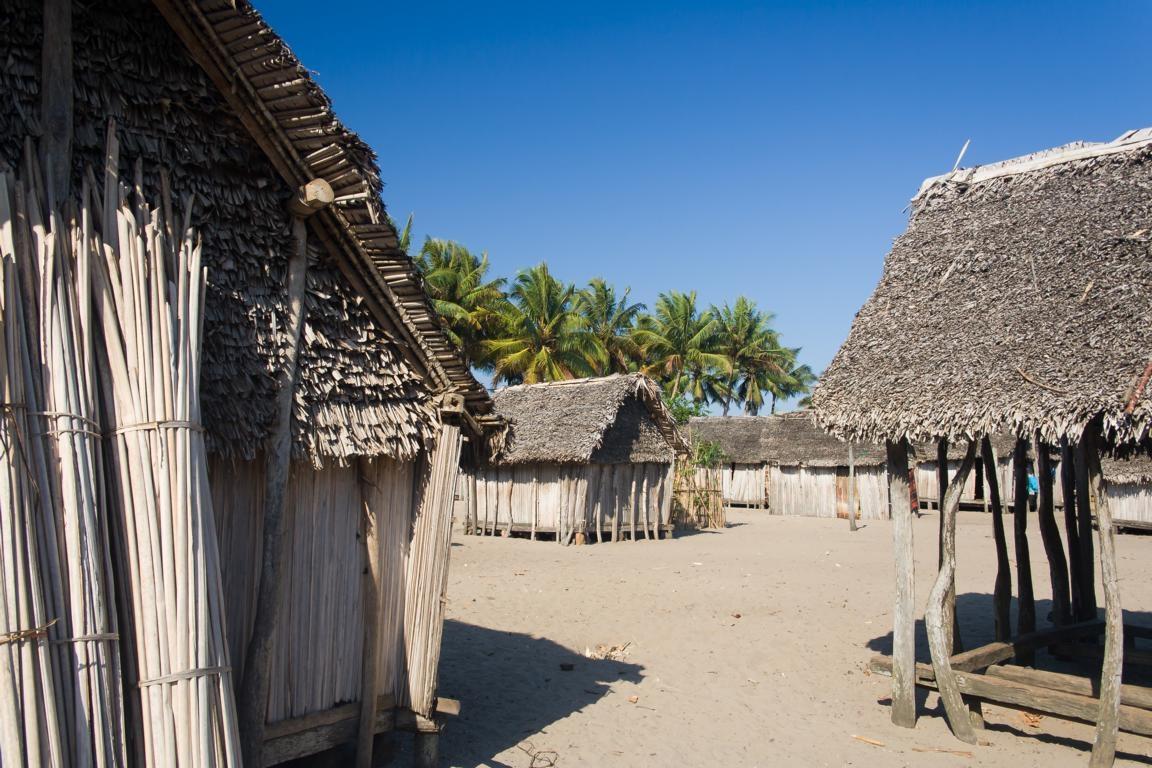 Dorf der Betsimisaraka auf der Lemuren-Rundreise in Madagaskar
