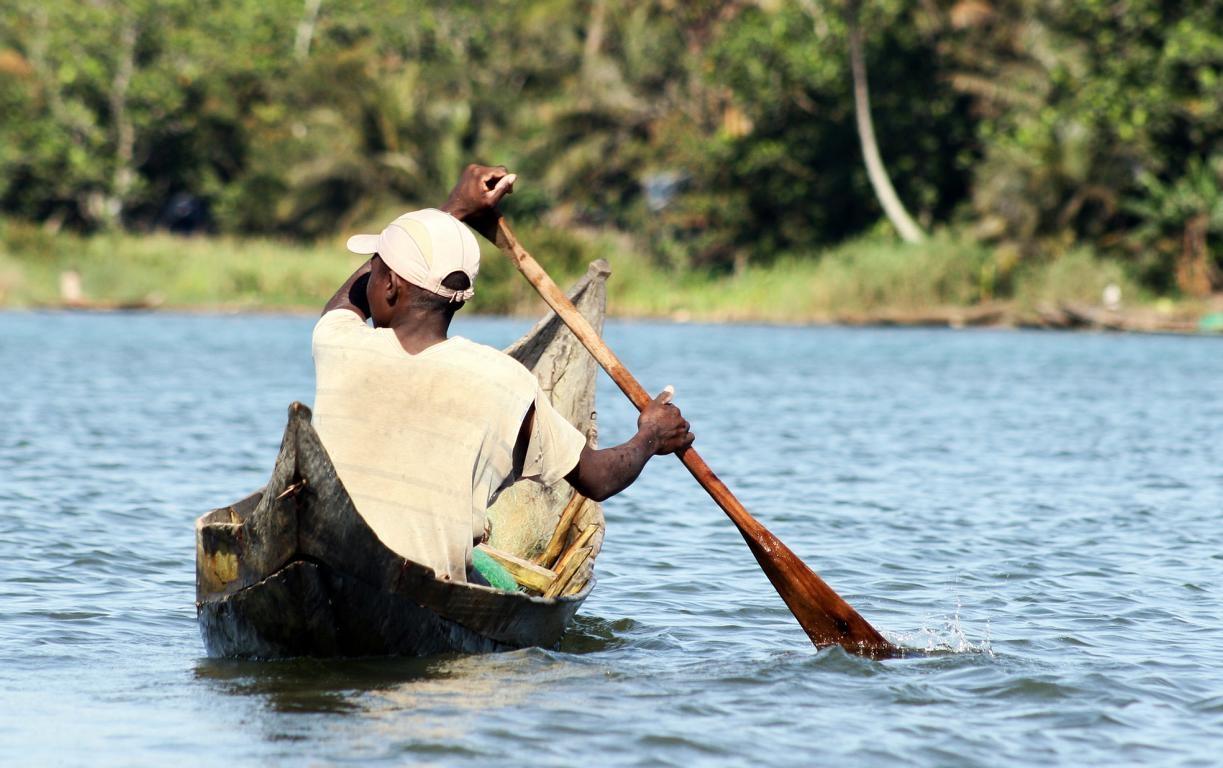 Pirogen-Flussfahrt durch die Primärwälder von Madagaskars