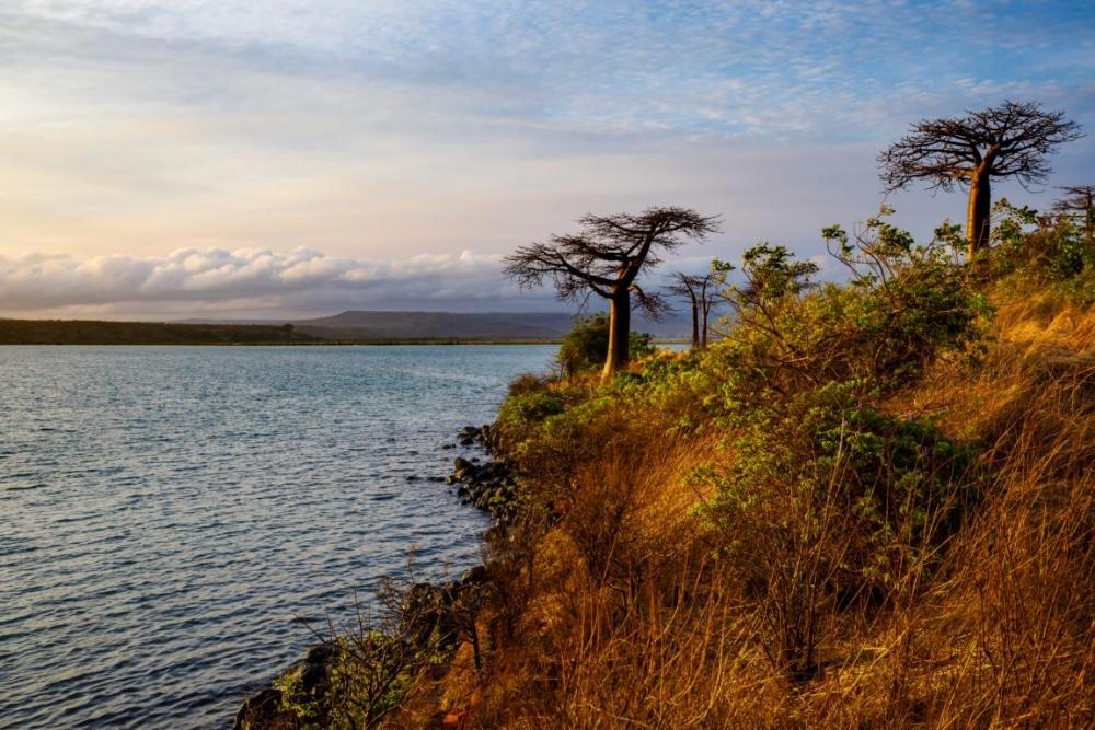Die schönen Küsten im Norden von Madagaskar