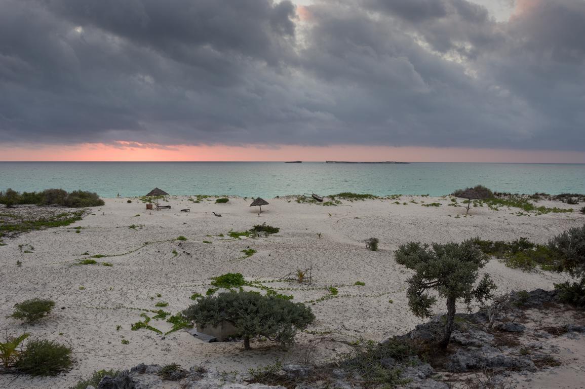 Strand an der Westküste von Madagaskar